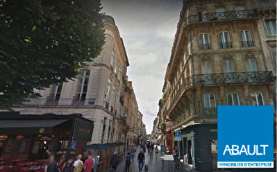 DROIT AU BAIL EXCLUSIF Bordeaux rue Sainte-Catherine