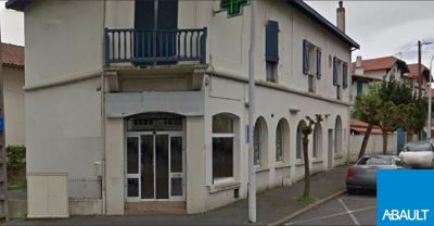 A Louer Biarritz Local commercial de 130 m²