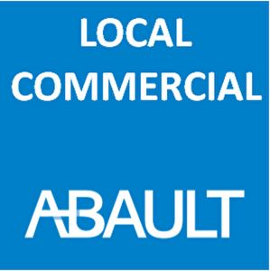 A LOUER LOCAL COMMERCIAL 680 M² AVEC PARKING 50 PLACES AXE PRINCIPAL...