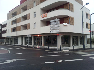 Toulouse BELLEFONTAINE,  A LOUER local commercial de 185m2 environ.