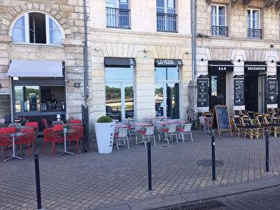 A vendre Fonds de commerce Restaurant Bordeaux hypercentre E1 bis