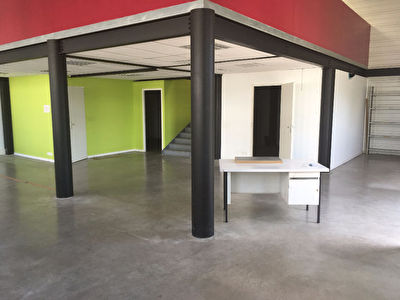 Local professionnel Montpellier 195 m2