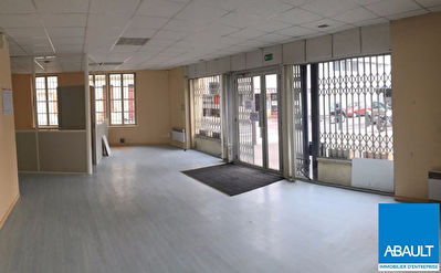 A LOUER LOCAL COMMERCIAL 60 M² SAINT CYPRIEN TOULOUSE 31300