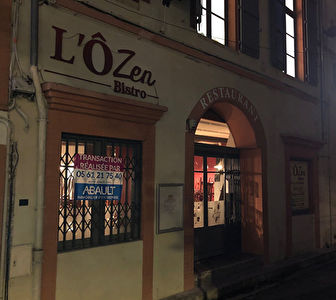 A VENDRE FONDS DE COMMERCE RESTAURANT CENTRE VILLE TOULOUSE 45 CTS