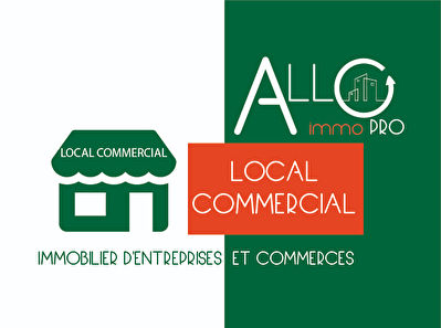 Loue local commercial  172 m² Anglet sur rond point passant