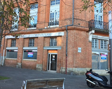 A vendre droit au bail local commercial Toulouse hypercentre
