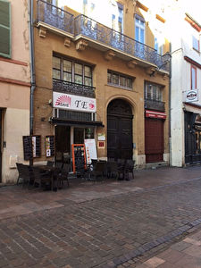 A VENDRE FONDS DE COMMERCE RESTAURATION HYPER CENTRE VILLE TOULOUSE