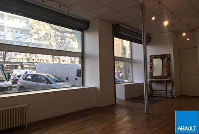 A LOUER LOCAL COMMERCIAL 90 M² BOULEVARD ARCOLE TOULOUSE 31000
