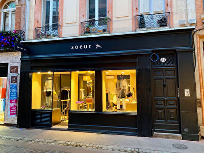 A VENDRE DROIT AU BAIL LOCAL COMMERCIAL HYPER CENTRE VILLE TOULOUSE...