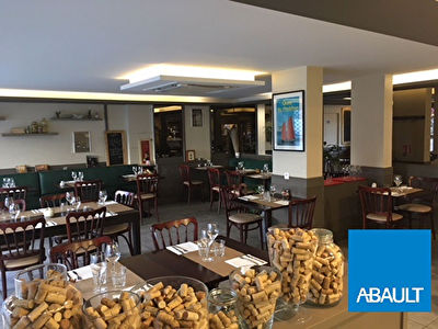 A VENDRE FONDS DE COMMERCE RESTAURANT 120 m² AGGLO SUD TOULOUSE
