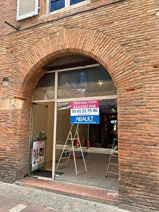 A VENDRE DROIT AU BAIL LOCAL COMMERCIAL QUARTIER CAPITOLE HYPER CENTRE VILLE TOULOUSE 31000