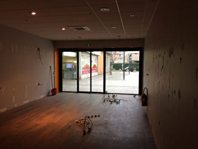 Local commercial Colomiers 80 m2