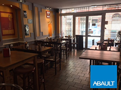 A VENDRE FONDS DE COMMERCE RESTAURANT 55 m² ENVIRON TOULOUSE CENTRE...