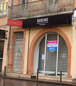 A LOUER LOCATION LOCAL COMMERCIAL BOUTIQUE MAGASIN TOULOUSE...