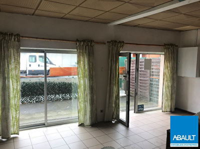 A LOUER LOCAL COMMERCIAL ROUTE DE SEYSSES 100 M² ENVIRON TOULOUSE...