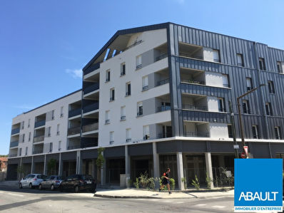 A LOUER LOCAL COMMERCIAL 420 M² ENVIRON QUARTIER PATTE D'OIE - 31300...