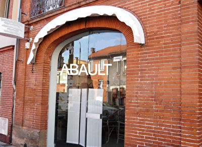 A LOUER LOCAL COMMERCIAL 42 M² ENVIRON FAUBOURG BONNEFOY TOULOUSE...