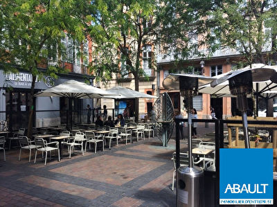 A VENDRE DROIT AU BAIL LOCAL COMMERCIAL QUARTIER BOURSE HYPERCENTRE...