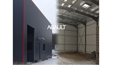 A LOUER LOCAL D'ACTIVITE 800 M² ENVIRON TOULOUSE LARRIEU 31100