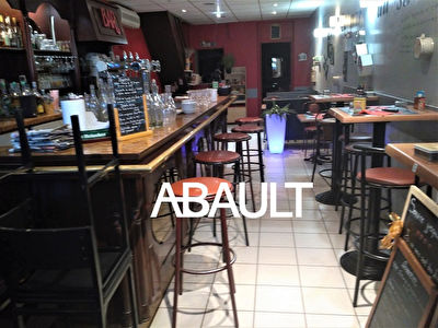 A VENDRE FONDS DE COMMERCE BAR BRASSERIE D'ENVIRON 100 M2 TOULOUSE...