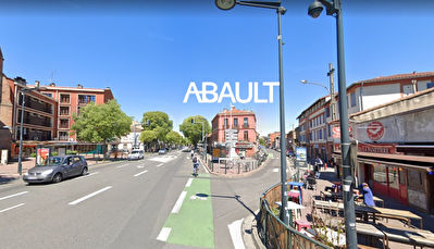 A LOUER LOCAL COMMERCIAL 650 M² ENVIRON MINIMES TOULOUSE 31200