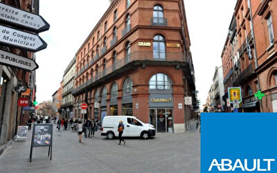 A VENDRE DROIT AU BAIL LOCAL COMMERCIAL HYPERCENTRE VILLE TOULOUSE...