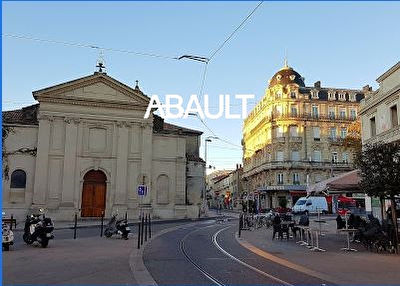 CESSION DE DROIT AU BAIL LOCAL COMMERCIAL 45 M²  MONTPELLIER CENTRE...